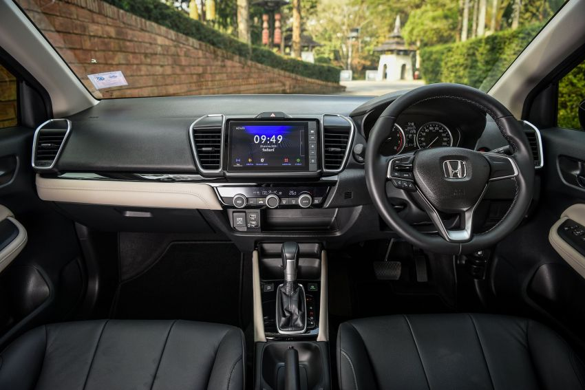 GALLERY: 2020 Honda City 1.0L Turbo RS in Thailand Image #1074509