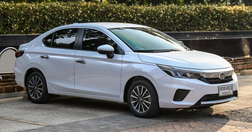 GALLERY: 2020 Honda City 1.0L Turbo RS in Thailand Image #1074511