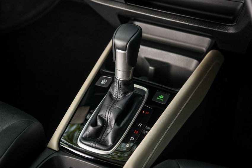 GALLERY: 2020 Honda City 1.0L Turbo RS in Thailand Image #1074512