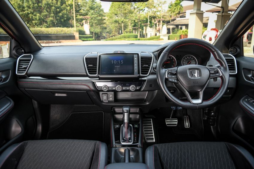 GALLERY: 2020 Honda City 1.0L Turbo RS in Thailand Image #1074514