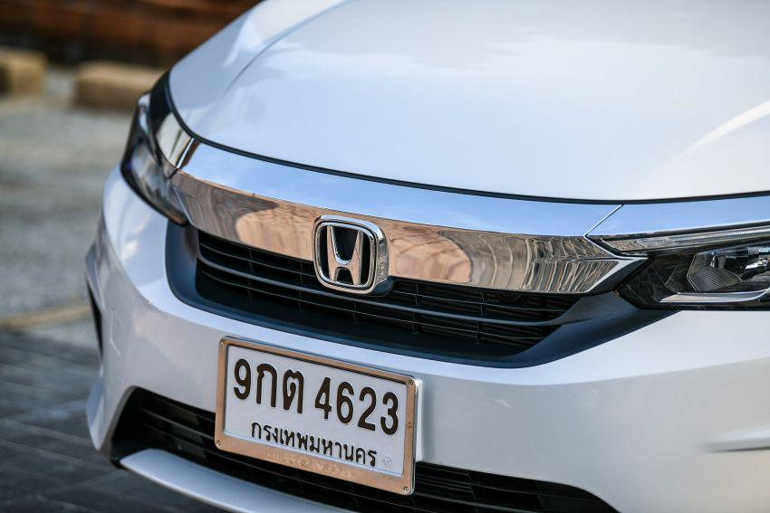 GALLERY: 2020 Honda City 1.0L Turbo RS in Thailand Image #1074515
