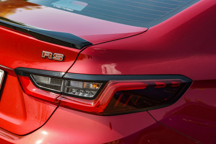 GALLERY: 2020 Honda City 1.0L Turbo RS in Thailand Image #1074516