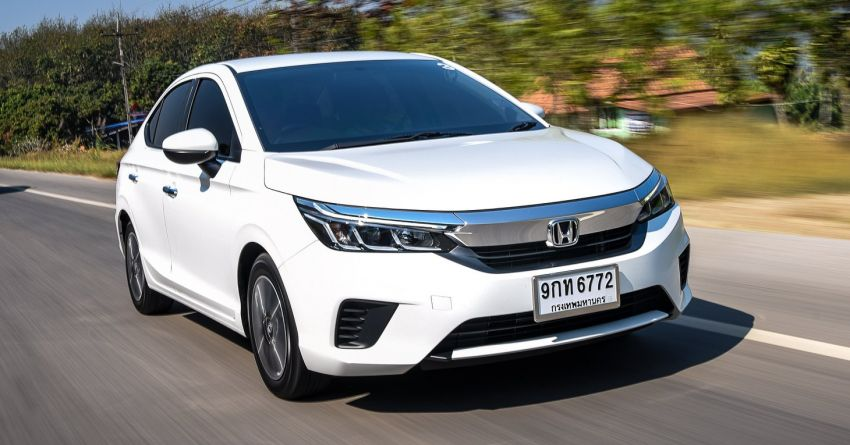 GALLERY: 2020 Honda City 1.0L Turbo RS in Thailand Image #1074497
