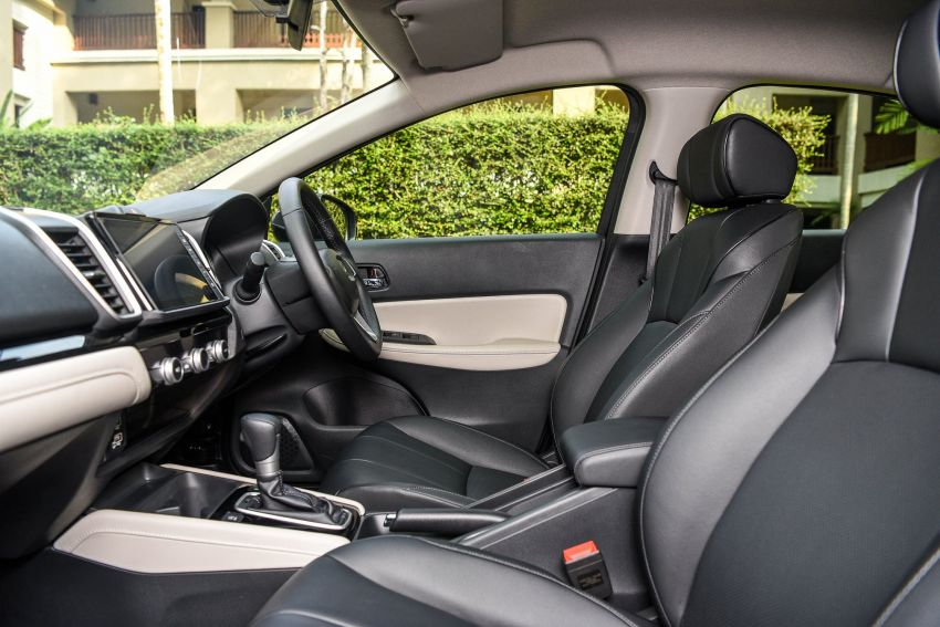 GALLERY: 2020 Honda City 1.0L Turbo RS in Thailand Image #1074499