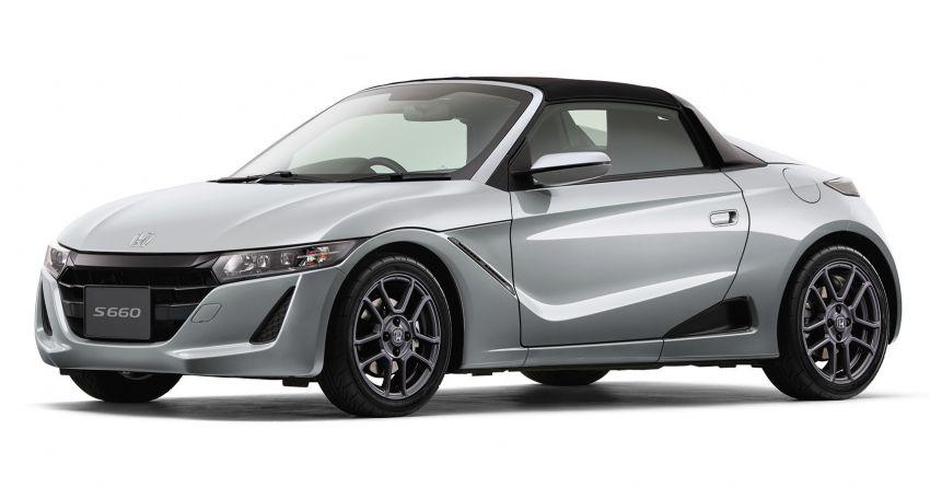 TAS 2020: Facelifted Honda S660 sports car debuts Image #1067835