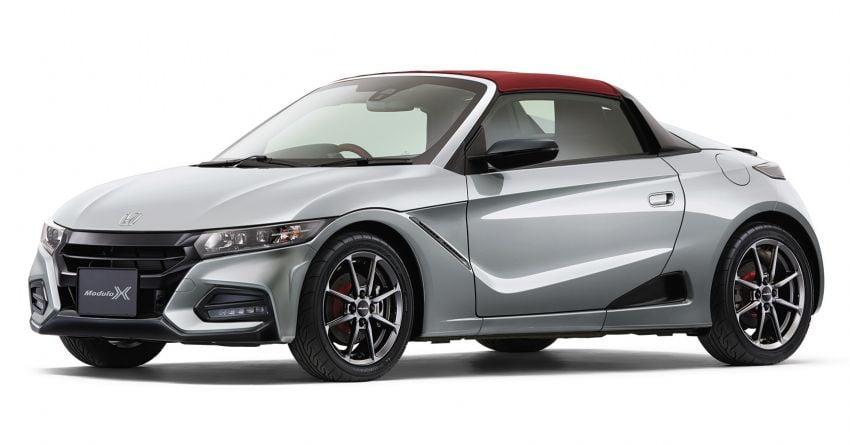 TAS 2020: Facelifted Honda S660 sports car debuts Image #1067840