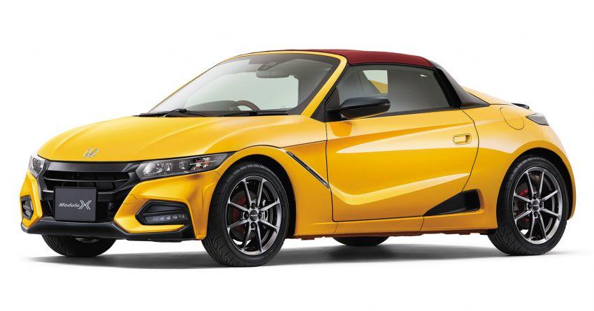 TAS 2020: Facelifted Honda S660 sports car debuts Image #1067843