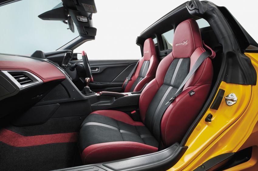TAS 2020: Facelifted Honda S660 sports car debuts Image #1067852