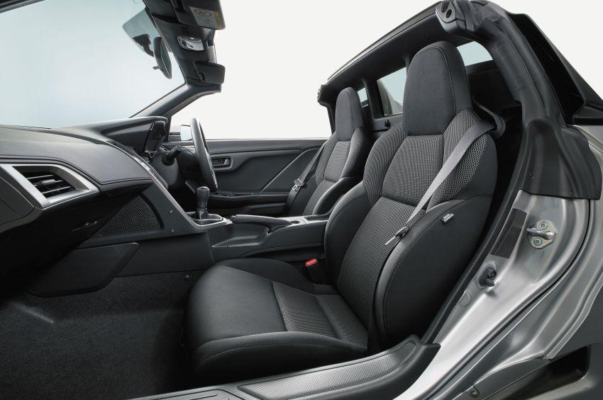 TAS 2020: Facelifted Honda S660 sports car debuts Image #1067856