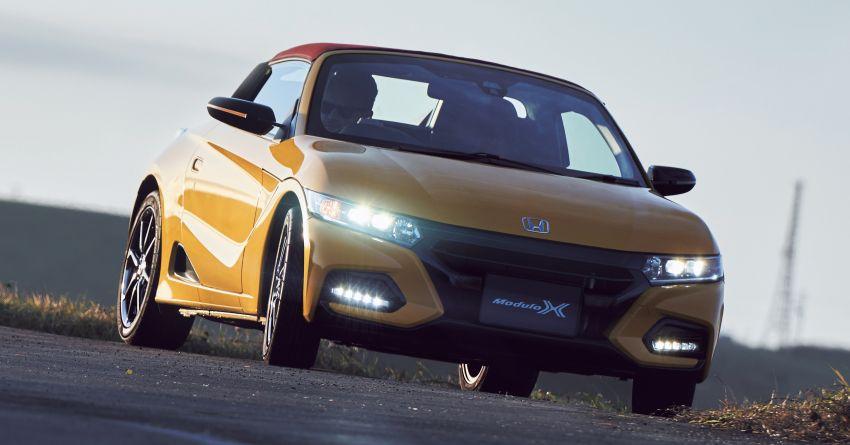 TAS 2020: Facelifted Honda S660 sports car debuts Image #1067863