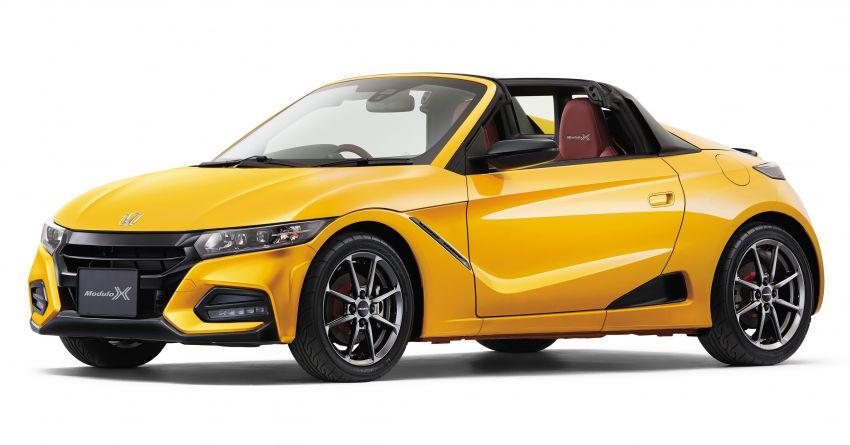 TAS 2020: Facelifted Honda S660 sports car debuts Image #1067820