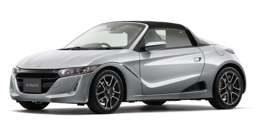 TAS 2020: Facelifted Honda S660 sports car debuts Image #1067824