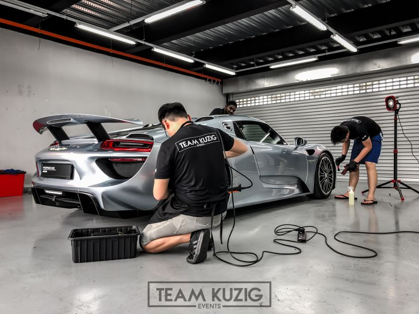 AD: Enjoy next-level shine for your beloved car with Kuzig Glanz Detailing – DIY solutions available too! Image #1070236