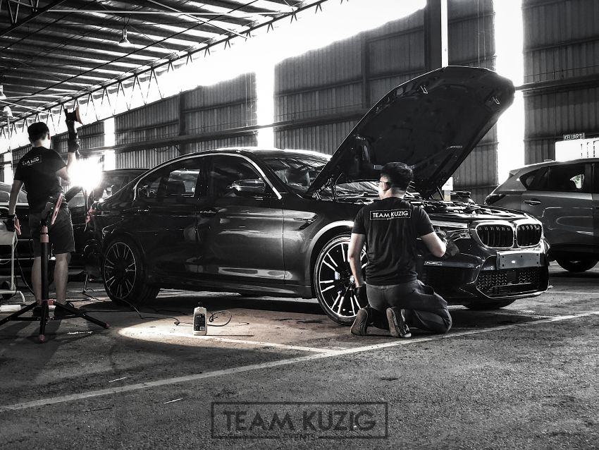 AD: Enjoy next-level shine for your beloved car with Kuzig Glanz Detailing – DIY solutions available too! Image #1070243