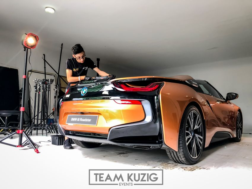 AD: Enjoy next-level shine for your beloved car with Kuzig Glanz Detailing – DIY solutions available too! Image #1070244