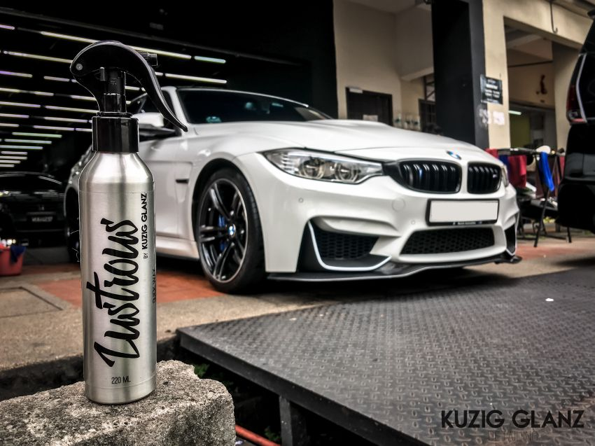 AD: Enjoy next-level shine for your beloved car with Kuzig Glanz Detailing – DIY solutions available too! Image #1070228