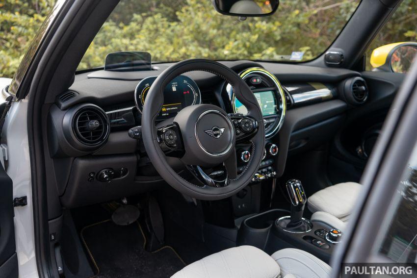 2020 MINI Cooper SE – more technical details revealed Image #1075088