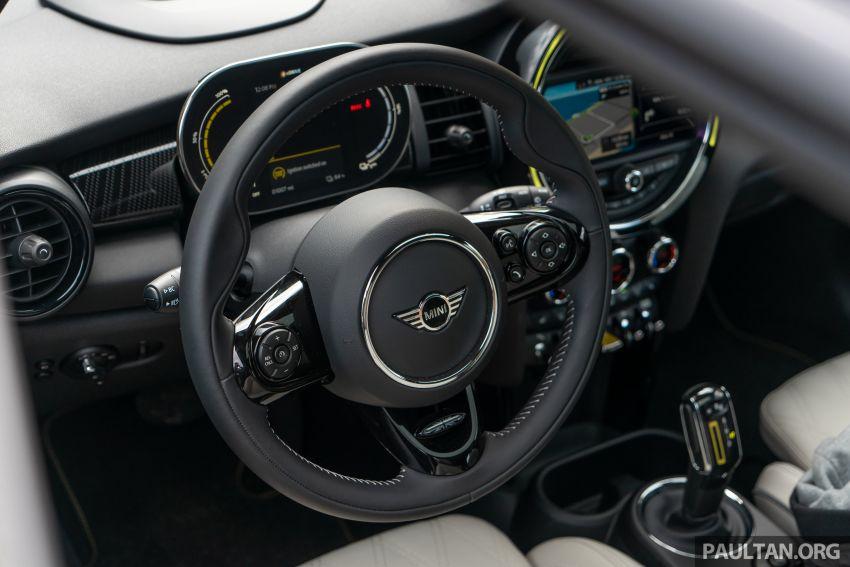 2020 MINI Cooper SE – more technical details revealed Image #1075099