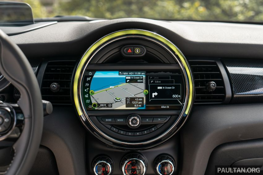 2020 MINI Cooper SE – more technical details revealed Image #1075092