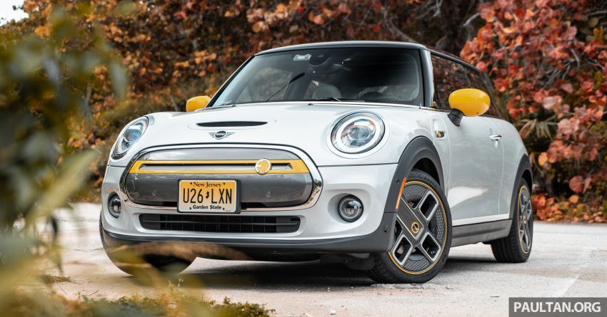2020 MINI Cooper SE – more technical details revealed Image #1075064