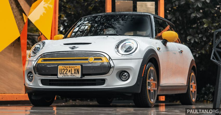 2020 MINI Cooper SE – more technical details revealed Image #1075080