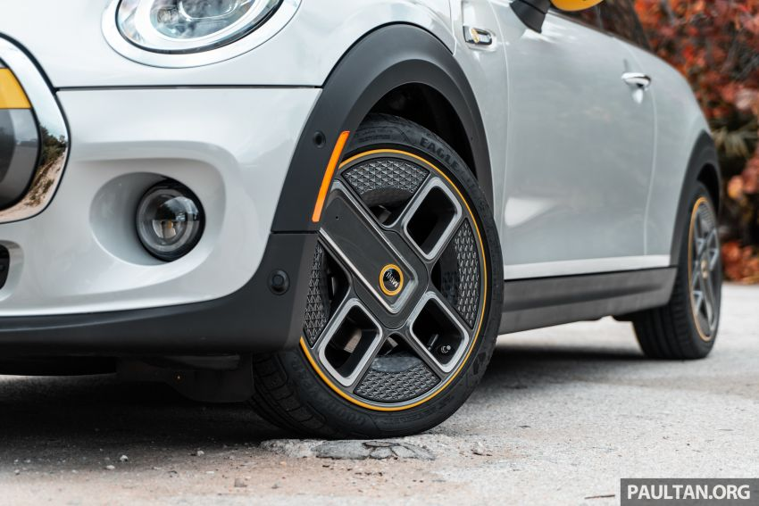 2020 MINI Cooper SE – more technical details revealed Image #1075065