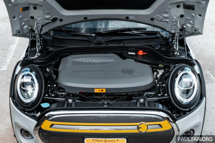 2020 MINI Cooper SE – more technical details revealed Image #1075085