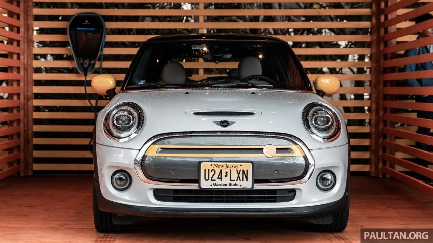 2020 MINI Cooper SE – more technical details revealed Image #1075072