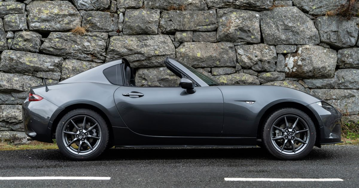 Local Market Tool >> Mazda MX-5 GT Sport Tech debuts in the UK - BBS alloys ...