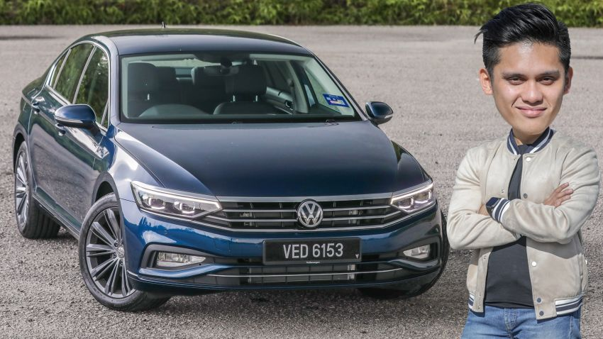 FIRST DRIVE: 2020 Volkswagen Passat 2.0 TSI review Image #1074630