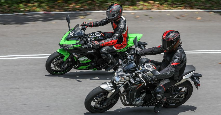 Why riding on the edge in Malaysia is dangerous – take it to the track, public roads are not for racing Image #1069981