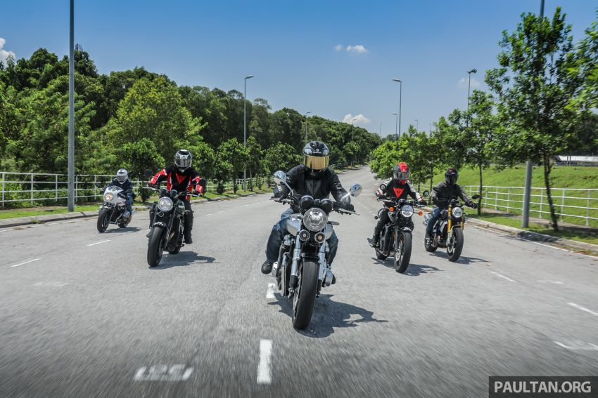 Why riding on the edge in Malaysia is dangerous – take it to the track, public roads are not for racing Image #1069988