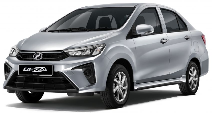 2020 Perodua Bezza facelift launched in Malaysia – ASA 2.0, LED headlamps, 4 variants, from RM34,580 Image #1065987
