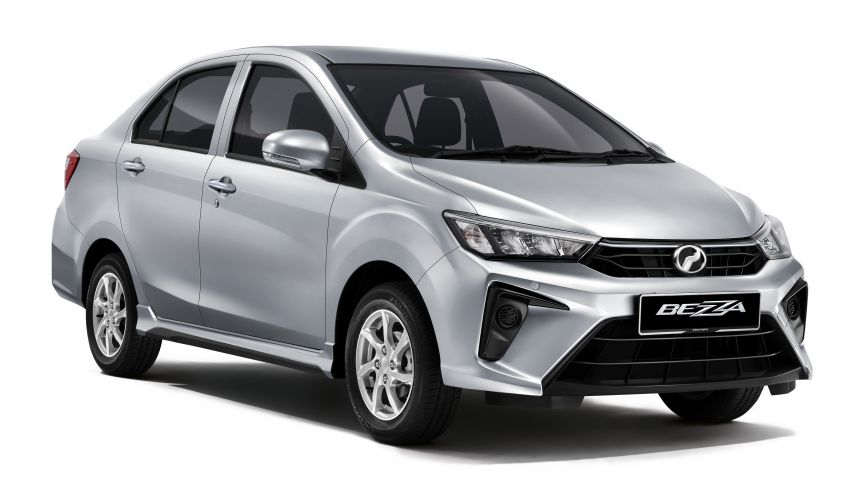 2020 Perodua Bezza facelift launched in Malaysia – ASA 2.0, LED headlamps, 4 variants, from RM34,580 Image #1065988