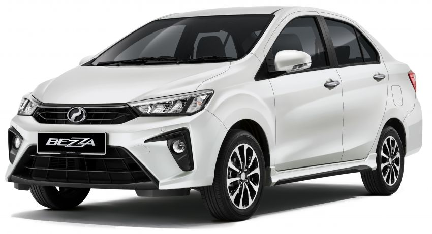 2020 Perodua Bezza facelift launched in Malaysia – ASA 2.0, LED headlamps, 4 variants, from RM34,580 Image #1065998