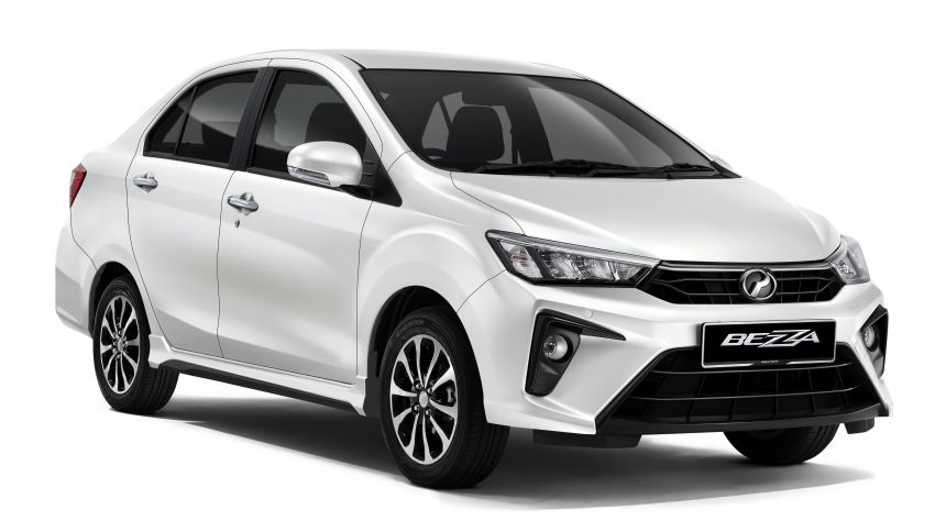 2020 Perodua Bezza facelift launched in Malaysia – ASA 2.0, LED headlamps, 4 variants, from RM34,580 Image #1065999