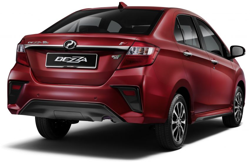 2020 Perodua Bezza facelift launched in Malaysia – ASA 2.0, LED headlamps, 4 variants, from RM34,580 Image #1065951
