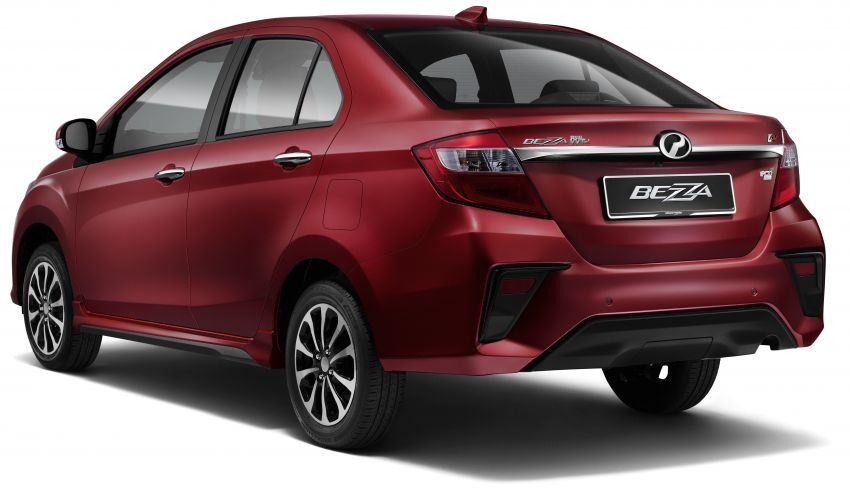 2020 Perodua Bezza facelift launched in Malaysia – ASA 2.0, LED headlamps, 4 variants, from RM34,580 Image #1065953