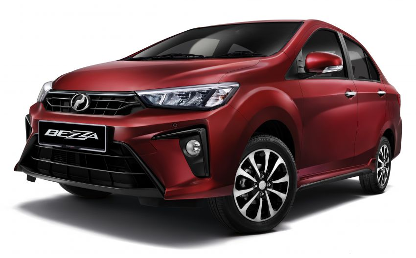 2020 Perodua Bezza facelift launched in Malaysia – ASA 2.0, LED headlamps, 4 variants, from RM34,580 Image #1065955