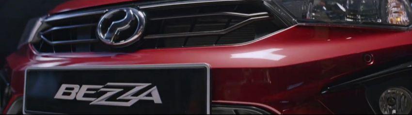 Perodua Bezza 2020 – tempahan sudah dibuka Image #1064626
