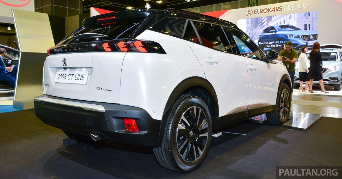 2020 Peugeot 2008 Gt Line Singapore Premiere 2 Paul Tan S Automotive News