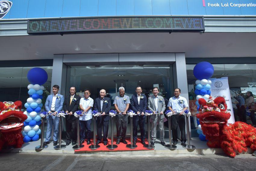 Proton, Fook Loi open new 3S Centre in Tawau, Sabah Image #1070286