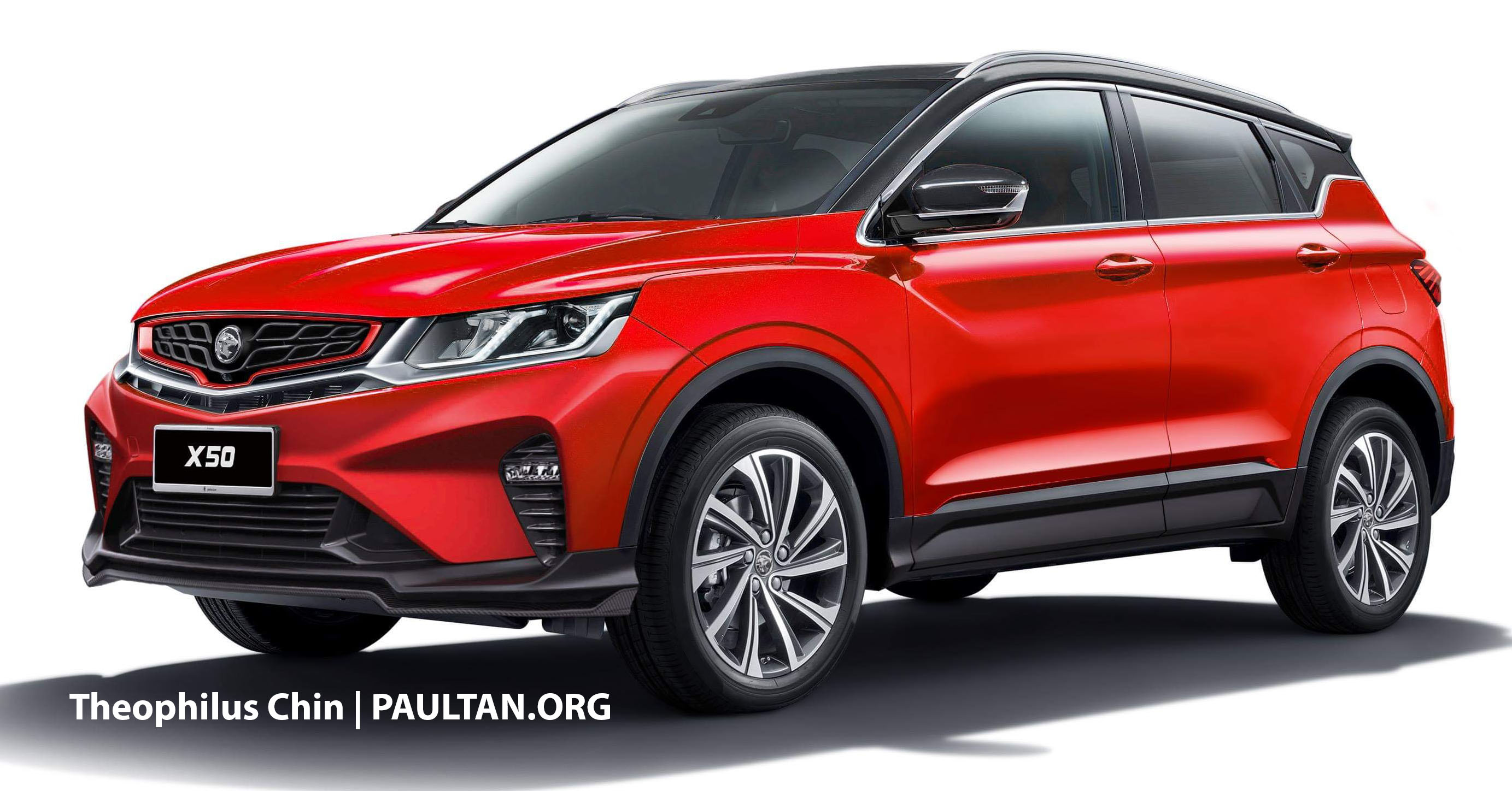 2020 Proton X50 Due Out Soon Order Books Open Paultan Org