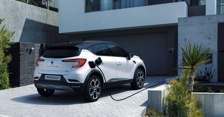 2020 Renault Captur E-Tech Plug-in, Clio E-Tech debut Image #1067996