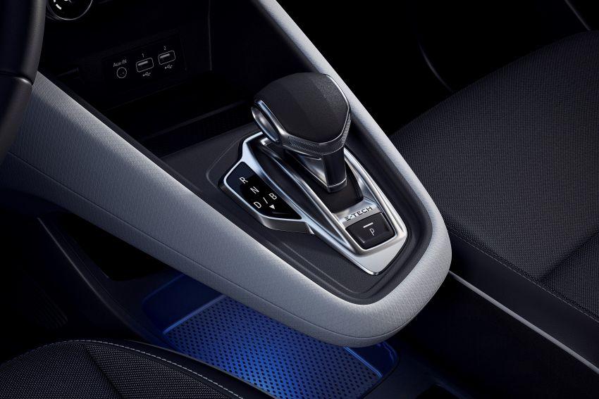2020 Renault Captur E-Tech Plug-in, Clio E-Tech debut Image #1067989