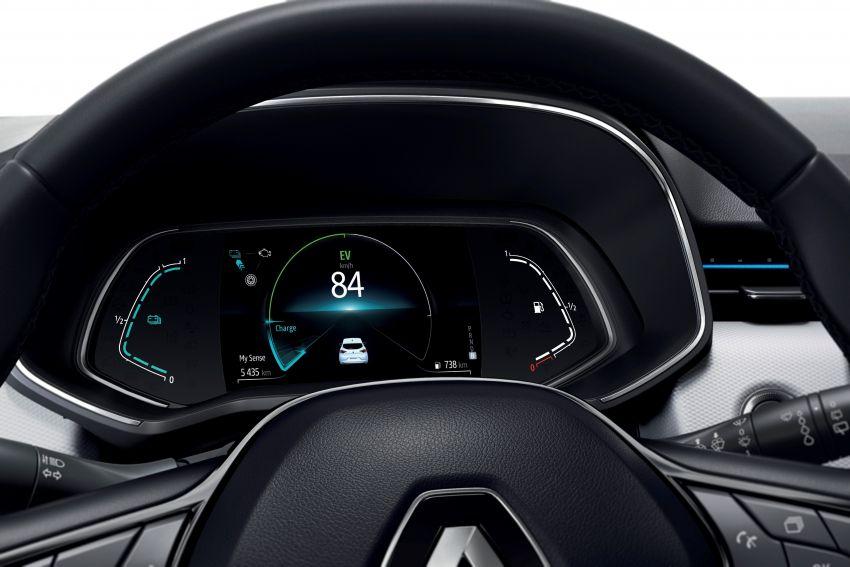 2020 Renault Captur E-Tech Plug-in, Clio E-Tech debut Image #1068004