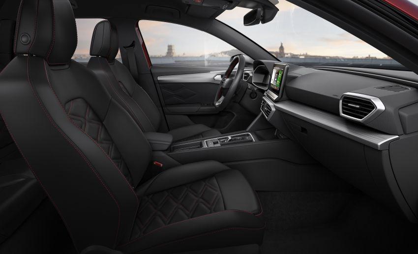 2020 Seat Leon debuts – MQB Evo hatchback, estate; 1.4 litre TSI petrol plug-in hybrid with 60 km EV range Image #1074665