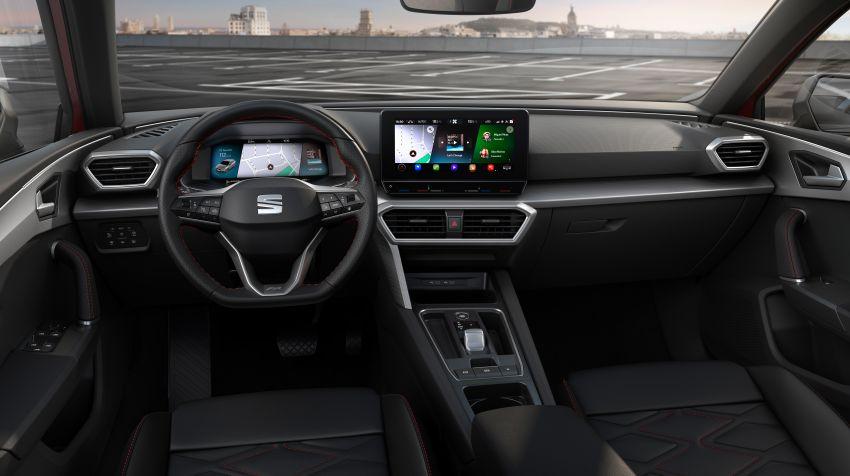 2020 Seat Leon debuts – MQB Evo hatchback, estate; 1.4 litre TSI petrol plug-in hybrid with 60 km EV range Image #1074585