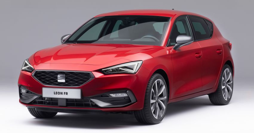 2020 Seat Leon debuts – MQB Evo hatchback, estate; 1.4 litre TSI petrol plug-in hybrid with 60 km EV range Image #1074587