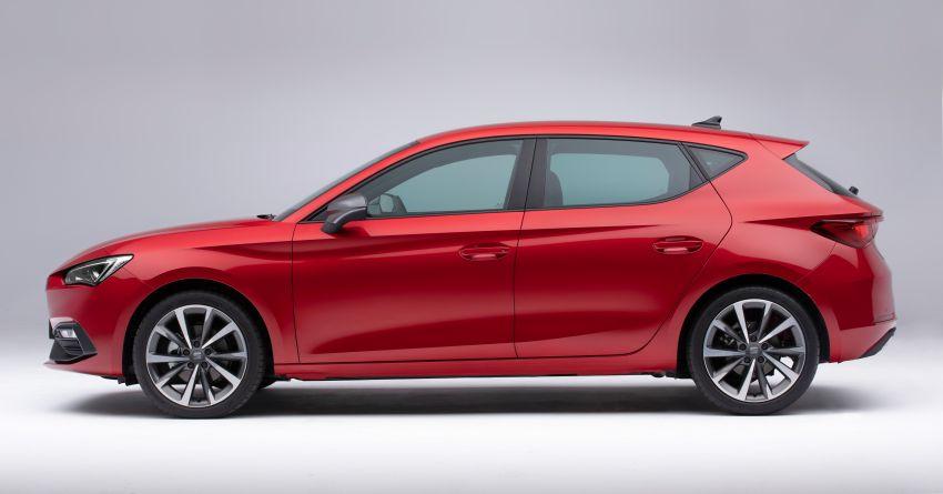 2020 Seat Leon debuts – MQB Evo hatchback, estate; 1.4 litre TSI petrol plug-in hybrid with 60 km EV range Image #1074591